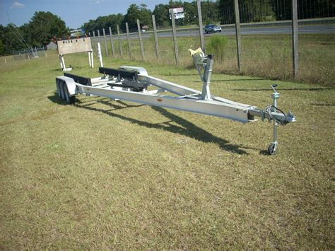 are aluminum boat trailers good nextrail 32 34 aluminum trailer new the hull truth
