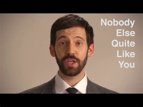 INTEL presents Nobody Else Quite Like You   Rob Cantor