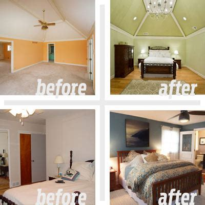remodeled bedrooms before and after the ultimate retreat best bedroom before and afters 2011
