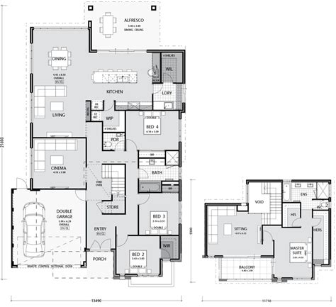 the retreat floor plans breeze from 372 500