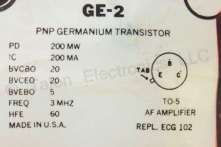 germanium transistor numbers germanium transistor numbers 28 images fuzz pnp germanium transistor pair 2n527 nos tested