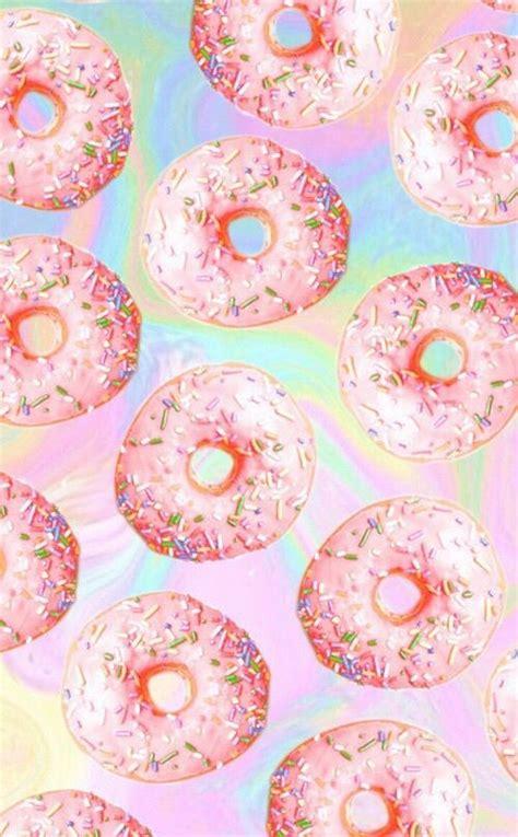 imagenes tumblr donas cute donas fondo fondos iphone pink rosa rosado