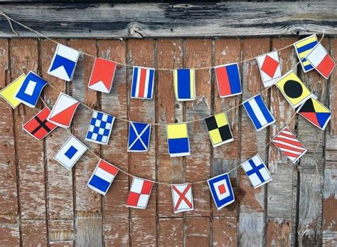 party boat flags best 25 nautical flags ideas on pinterest vintage