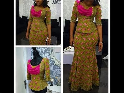 latest 2016 ankara skirts and blouses latest ankara skirt and blouse styles 2017 recent best