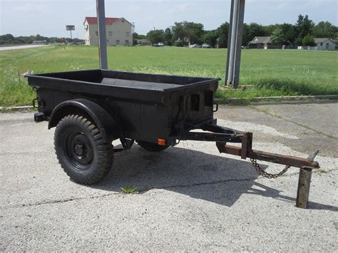 jeep trailer for sale m100 jeep trailer