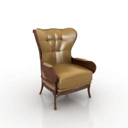 3d Archive Chair by 3d Chairs Tables Sofas Armchair N191207 3d Model Gsm 3ds For Interior 3d Visualization