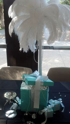 tiffany themed events tiffany themed centerpieces tiffany themed event rentals