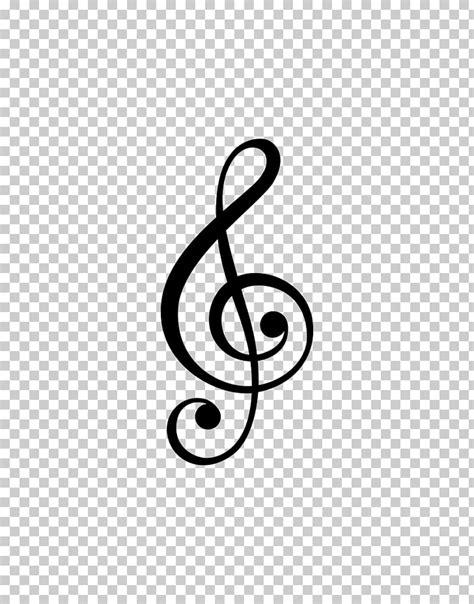 Clave de sol clave de música, patrón de símbolo de música
