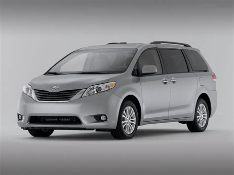 toyota sienna 2012 toyota sienna price photos reviews features
