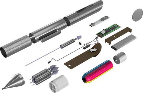 pen that scans colors cronzy pen can write in 16 million colors