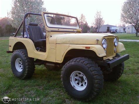 1974 Jeep Cj5 1974 Jeep Cj5 Id 21596