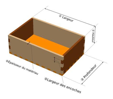 Fabriquer Une Boite En Bois 4665 by G 233 N 233 Rateur De Boites Carrefour Num 233 Rique 178 Fablab