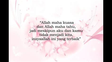 kata mutiara islam tentang jodoh cinta  wanita