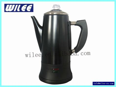 Stainless Steel Electric Coffee Percolator, View coffee percolator, Product Details from