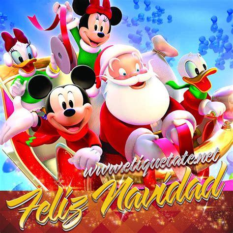 imagenes navideñas animadas de mickey mouse im 225 genes bonitas navidad con fotos de mickey mouse y