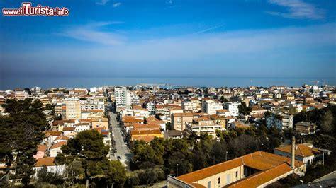 marche giulianova panorama della citt 224 di giulianova in foto giulianova