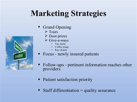 home health marketing plan health care marketing plan presentation