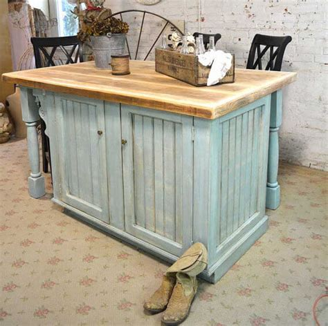 shabby chic kitchen island kitchen islands insteading