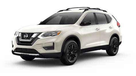 nissan rogue midnight edition 2017 nissan rogue midnight edition features