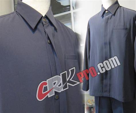 desain kemeja safari konveksi baju seragam safari penjahit tailor pakaian