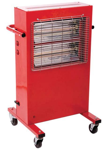 110v Heater Garage by 3kw Big Rad Commercial Halogen Heater 240v Commercial