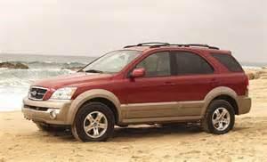 2003 kia sorento suv picture kia car pictures