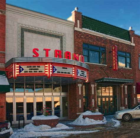main street movie house strand theatres in grinnell ia cinema treasures