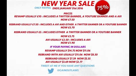 new year sales instrumental new years sale