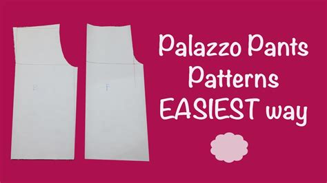 tutorial html full how to stitch palazzo pants full tutorial versi on the spot