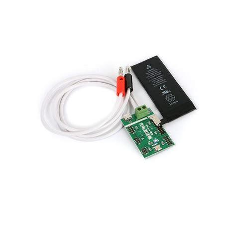 testeur et chargeur batterie iphone pour r 233 paration tout