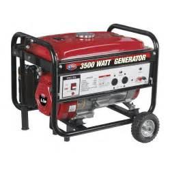 lowe s home generators shop all power america 3 000 running watts portable