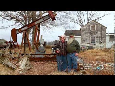 backyard oil backyard oil premieres tuesday april 23 at 10 9c youtube