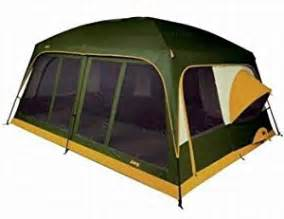 Jeep Cabin Tent Family Dome Tent 15 X 12 Sleeps 10 Made By