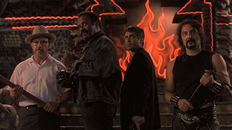 film quentin tarantino george clooney music box massacre 7 recap the wolfman cometh