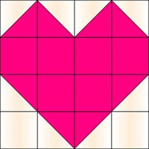 heart pattern block templates free log cabin quilt patterns are larger views of