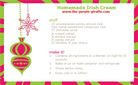 printable holiday recipe card templates 10 best images of editable printable recipe card template