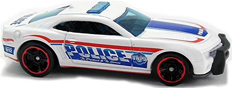 police camaro 10 camaro ss police car 70mm 2010 wheels