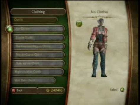 fable haircut 360 fable 2 gameplay 3 hairstyles etc youtube
