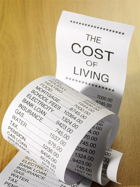 Cost Of Living How Attractions Affect Cost Of Living Homes