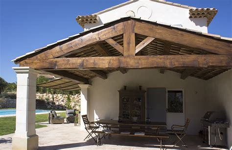 Extension Terrasse Couverte by Terrasse Couverte Pergola Terrasse Couverte Taupe