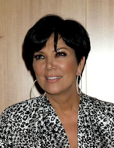 kris jenner face shape hairstyles that flatter your face kris jenner s chopped