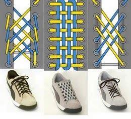 tutorial ikatan tali sepatu cara mengikat tali sepatu yang keren athe082 s blog