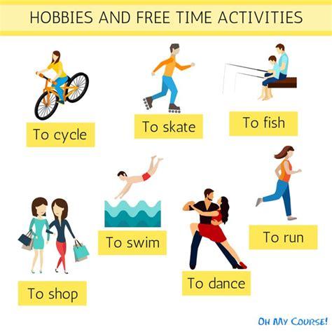 Imagenes De Hobbies En Ingles | aprende a hablar de tus hobbies en ingl 233 s curso gratis