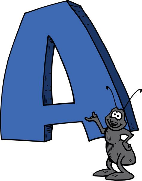 Letter A Clipart ? 101 Clip Art