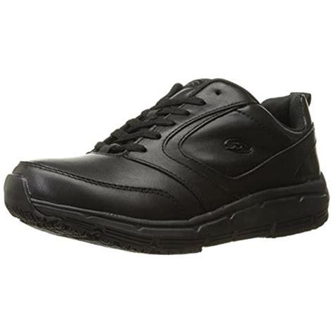 black work sneakers dr scholl s 2657 mens alpha black work shoes sneakers 10