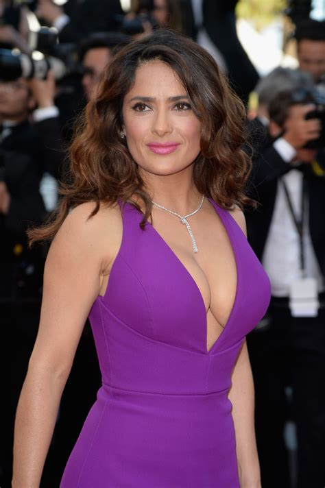 Photos Of Salma Hayek by Salma Hayek At Carol Premiere At Cannes Festival