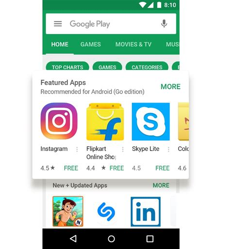 play store app for android android go everything you need to