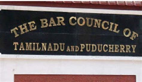 Bar Council Tn Bar Council To Remove Advocates Who Not Cleared