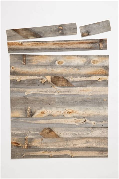 Peel And Stick Wall Covering | stikwood wall covering neutral rustic wallpaper by