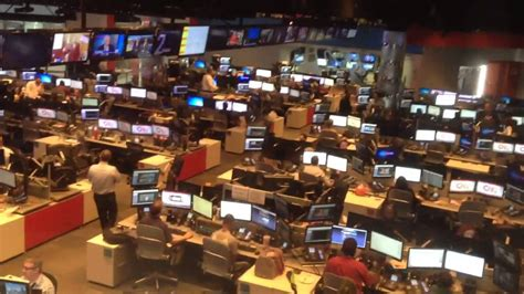 cnn news room cnn newsroom tour